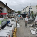Hallentrödelmarkt Treptow