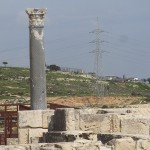 Kourion, old and new