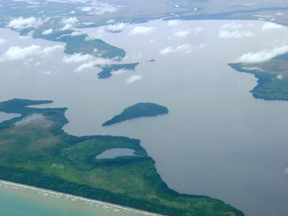 Aerial pictures from the Nicaraguan Caribbean coast (6)