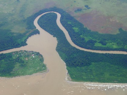 Aerial pictures from the Nicaraguan Caribbean coast (8)