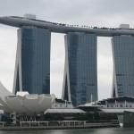 Singapore: boat house