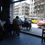 Alexandria cafe