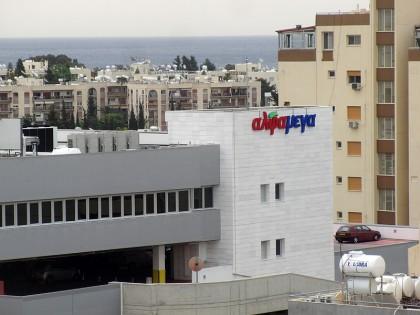 Alphamega Limassol Cyprus