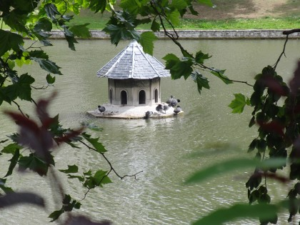 Brussels lake