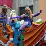 Carneval shemales / transvestites
