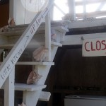 "Caye Caulker - kitchen ""close(d)"""