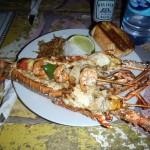 Caye Caulker – Lobster festival