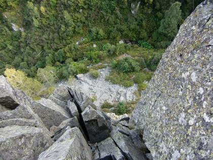 Climbing in Bulgaria