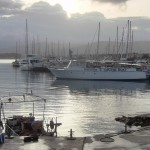 Cyprus harbor