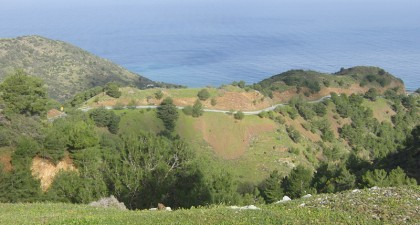 Cyprus road