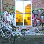 Street Art in Copenhagen, Denmark (12) Do it your way