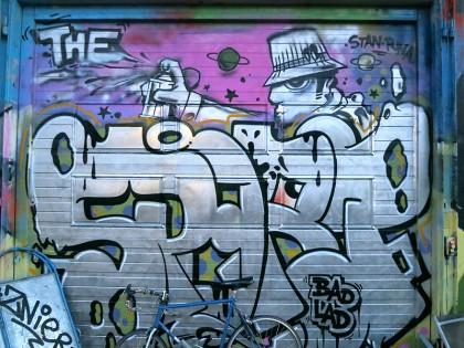 Street Art in Copenhagen, Denmark (15) The Bad Lad