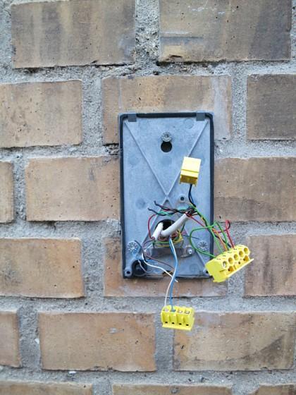 Street Art in Copenhagen, Denmark (3) Security breech