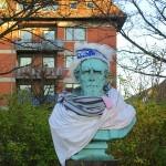 Street Art in Copenhagen, Denmark (4) Sculpture