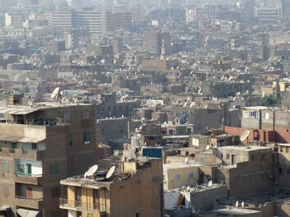 Egypt satellite TV