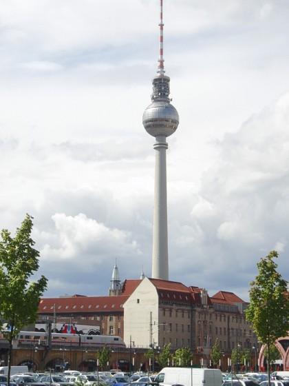 Fernsehturm TV tower Berlin