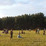 Festival field