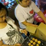 Johor Bahru to Kuala Lumpur – Melaka – squid balls