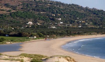 Seascape, landscape, Tarifa