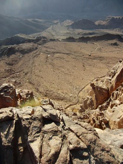 Mount Sinai tour