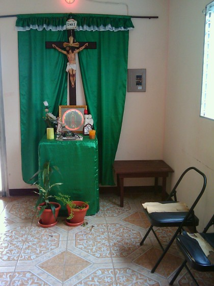 Nicaragua hospital; Jesus