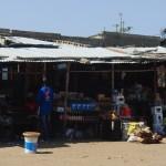 Ponta do Ouro market