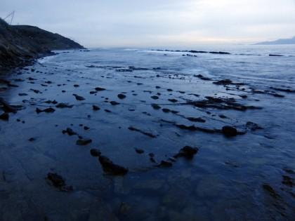 Reef in Tarifa, morning