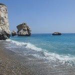 Rock of the greek