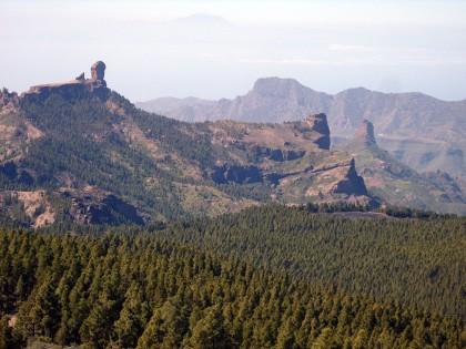 Roque Nublo, Gran Canaria Spain