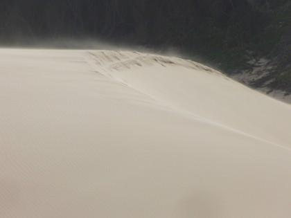 Sand dune - Ponta do Ouro