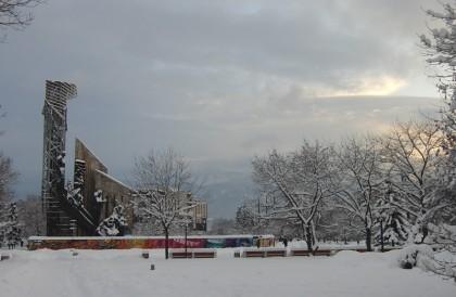 Sofia Vitosha winter