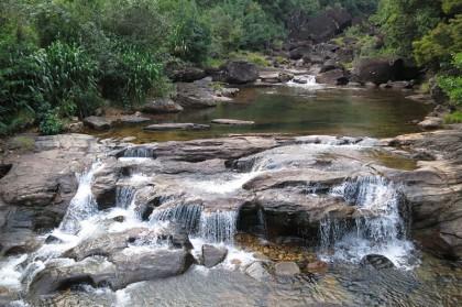 Sri Lanka travel - Adam's peak lagoon