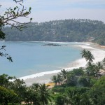 Sri Lanka travel story – Merissa hill view