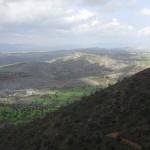 Stavravouni monastery view