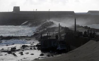 Storm seascape, Tarifa
