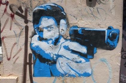 Street art in Australia