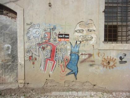 Street art: Tel Aviv (1)