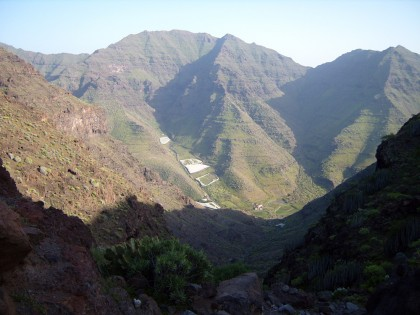 Tasartico Gran Canaria trekking