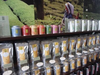 Tee shop, Brussels