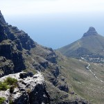 View over Lions Head Cape Town