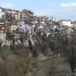 Beautiful view in Veliko Ternovo